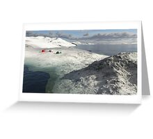 Franchise Operations Greeting Card