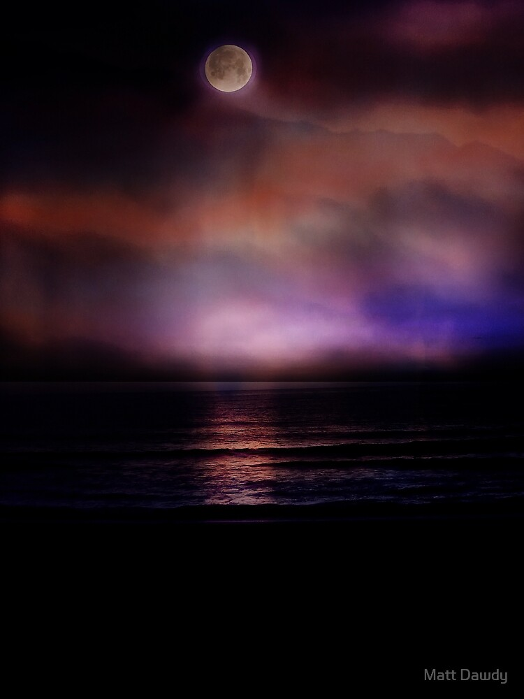 MoonSet by Matt Dawdy