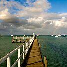 Pier Stroll by Ben Farrell
