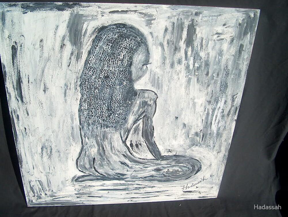 Silence by Hadassah