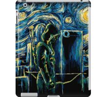 Starling Night (Arrow & Van Gogh) iPad Case/Skin