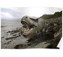 The Jurassic Coast Poster
