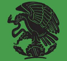 Mexico City Emblem by Damien Loverso