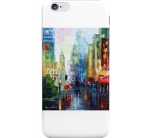 City After The Rain — Buy Now Link - www.etsy.com/listing/211798926 iPhone Case/Skin