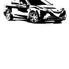 2009 Acura TL by garts