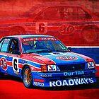 STP Commodore by Stuart Row
