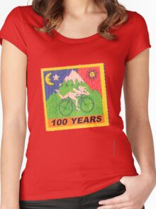 100 Years Women's Fitted Scoop T-Shirt