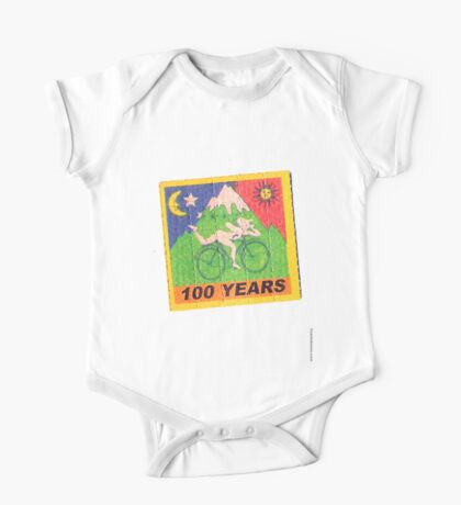 100 Years One Piece - Short Sleeve