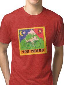 100 Years Tri-blend T-Shirt