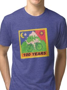 100 Years Tri-blend T-Shirt