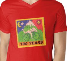 100 Years Mens V-Neck T-Shirt