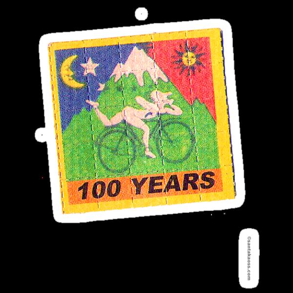 100 Years by santakaoss