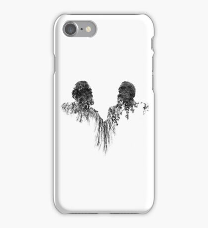 Marx and Engles iPhone Case/Skin