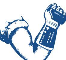 ARM & POWER Sticker