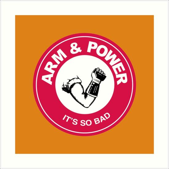 ARM & POWER by danobanano