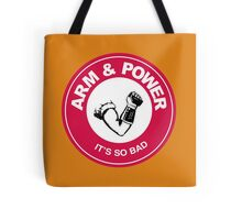 ARM & POWER Tote Bag