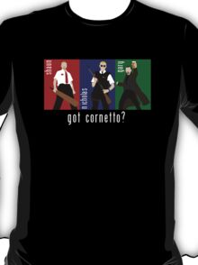 Got Cornetto? T-Shirt