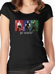 Got Cornetto? Women's Fitted Scoop T-Shirt