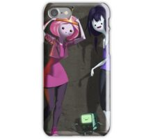 Adventure girls iPhone Case/Skin