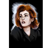 Scully Photographic Print