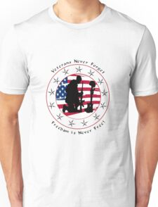 Never Forget 1.0 Unisex T-Shirt