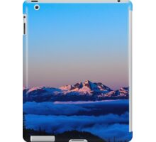 Begbie sunrise  iPad Case/Skin