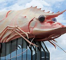 Big Prawn by chucky1988