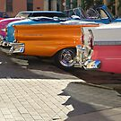 Cuban Taxis by LauraZim