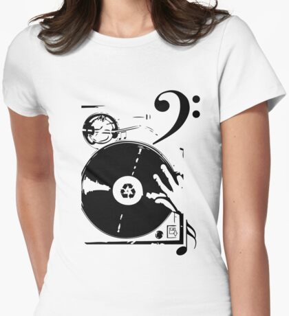 Mixed Notes from Recyled Music T-Shirt