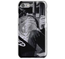Action Not Words! iPhone Case/Skin
