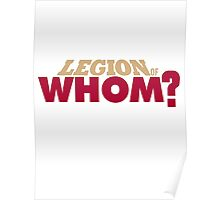 Legion of Whom? Poster