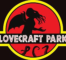 Lovecraft Park by joefixit2