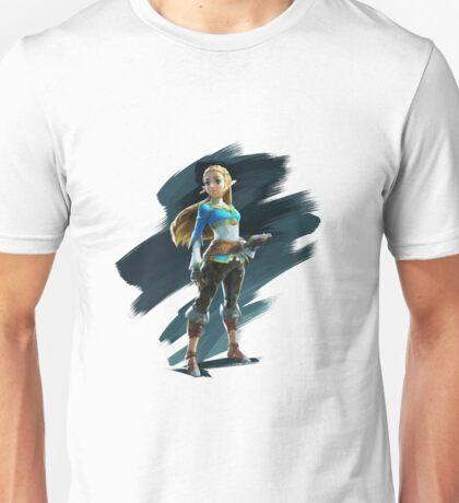 Breath of the Wild: Zelda Unisex T-Shirt