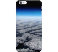 High above the clouds horizon  iPhone Case/Skin