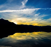 Sunset  Revelstoke B,C by RevelstokeImage