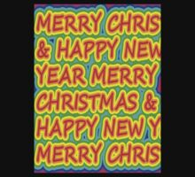 color merry christmas Kids Clothes