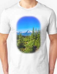 Rocky mountain  Meadows Unisex T-Shirt