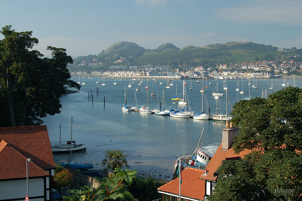 View to Deganwy by JImage