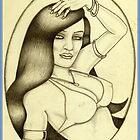 Magda of Heliopolis (III) by Sean Phelan
