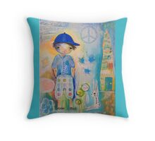 Bertie Throw Pillow