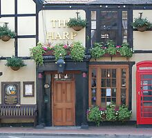 Ye Olde Pub (bar inn) by JImage