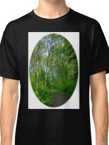 Country path  Classic T-Shirt