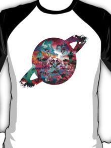 Saturn's Face T-Shirt