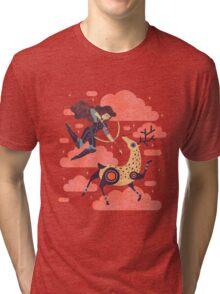 The Huntress Tri-blend T-Shirt