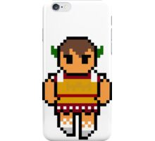 Pixel Caeser iPhone Case/Skin