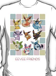eevee friends T-Shirt