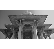 Maharani Ki Chhatri: Cenotaphs of the Queens of Jaipur Photographic Print