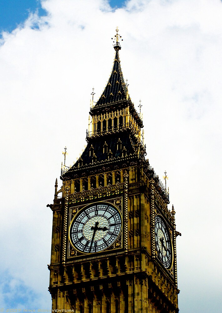 Big Ben by NinaB
