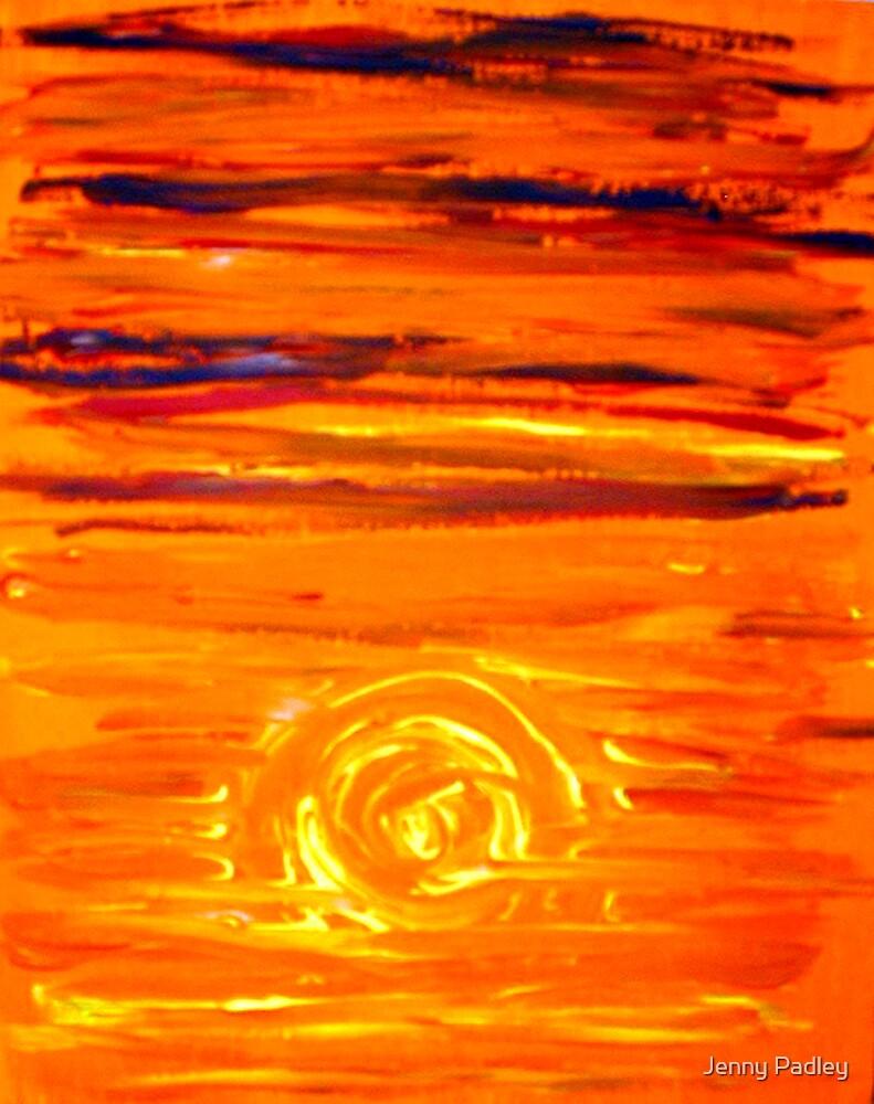 Sunset by Jenny Padley