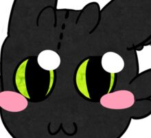 Chibi Toothless Sticker